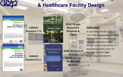 Prevailing Standards for Healthcare Facilities