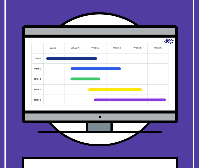 Engineering Project Toolbox-the Gantt Chart